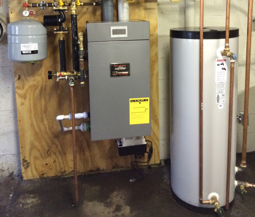 Install High Efficient Water Boilers - Doug Anderson Plumbing And ...