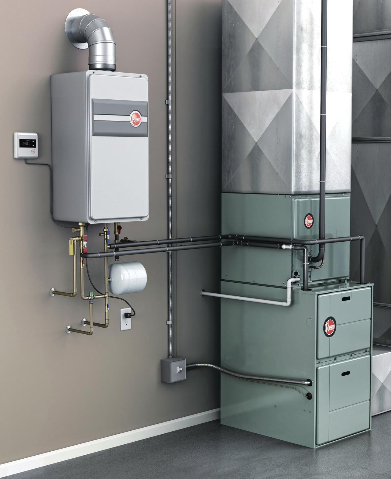 install tankless water heaters - New Hot Water Heater