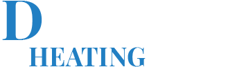 DA Plumbing and Heating Logo